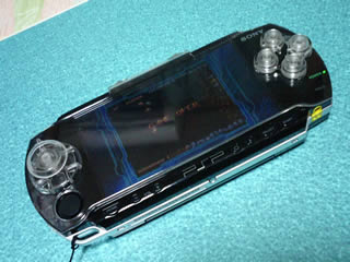ACTION SCREEN PROTECTOR PSP