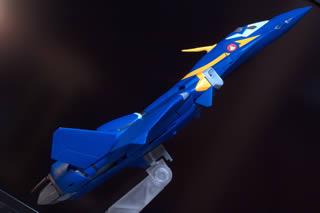 やまと 1/60 完全変形 YF-21(クリックで拡大)